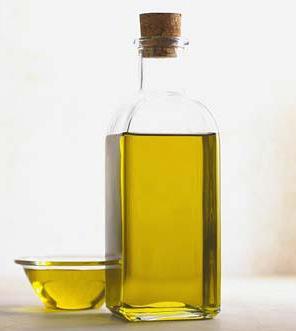 Aceite de oliva para los deportistas