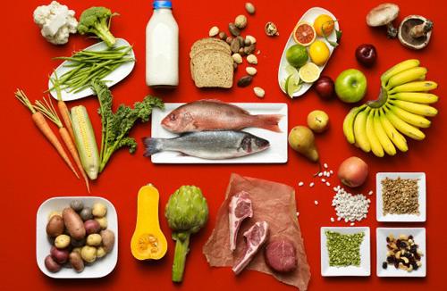 Efecto termogénico de los alimentos. Musculación y culturismo.