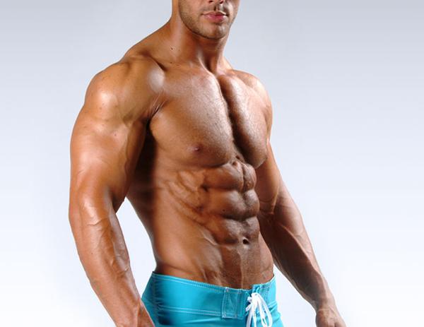 hormona del crecimiento para masa muscular